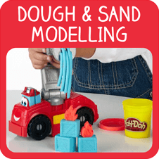Dough and Modelling Arts and Crafts Toys