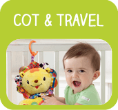 Baby and pre-school cot toys