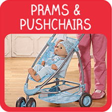 Prams and Pushchair Toys