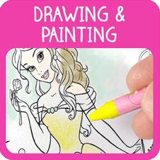 Drawing and Painting Arts and Crafts Toys