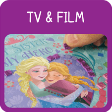 TV and Film Arts and Craft Toys