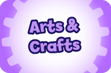 Arts + crafts sale