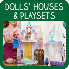 Doll House and Playset Toys