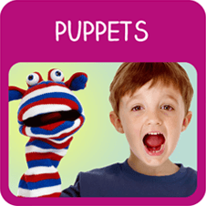 Puppet Toys