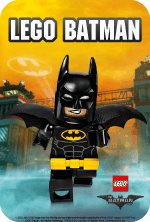 In Store Events LEGO Batman