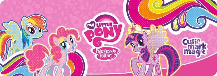 My Little Pony Cutie Mark Magic Toys