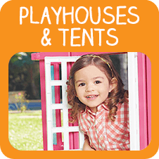 Playhouses and Tents