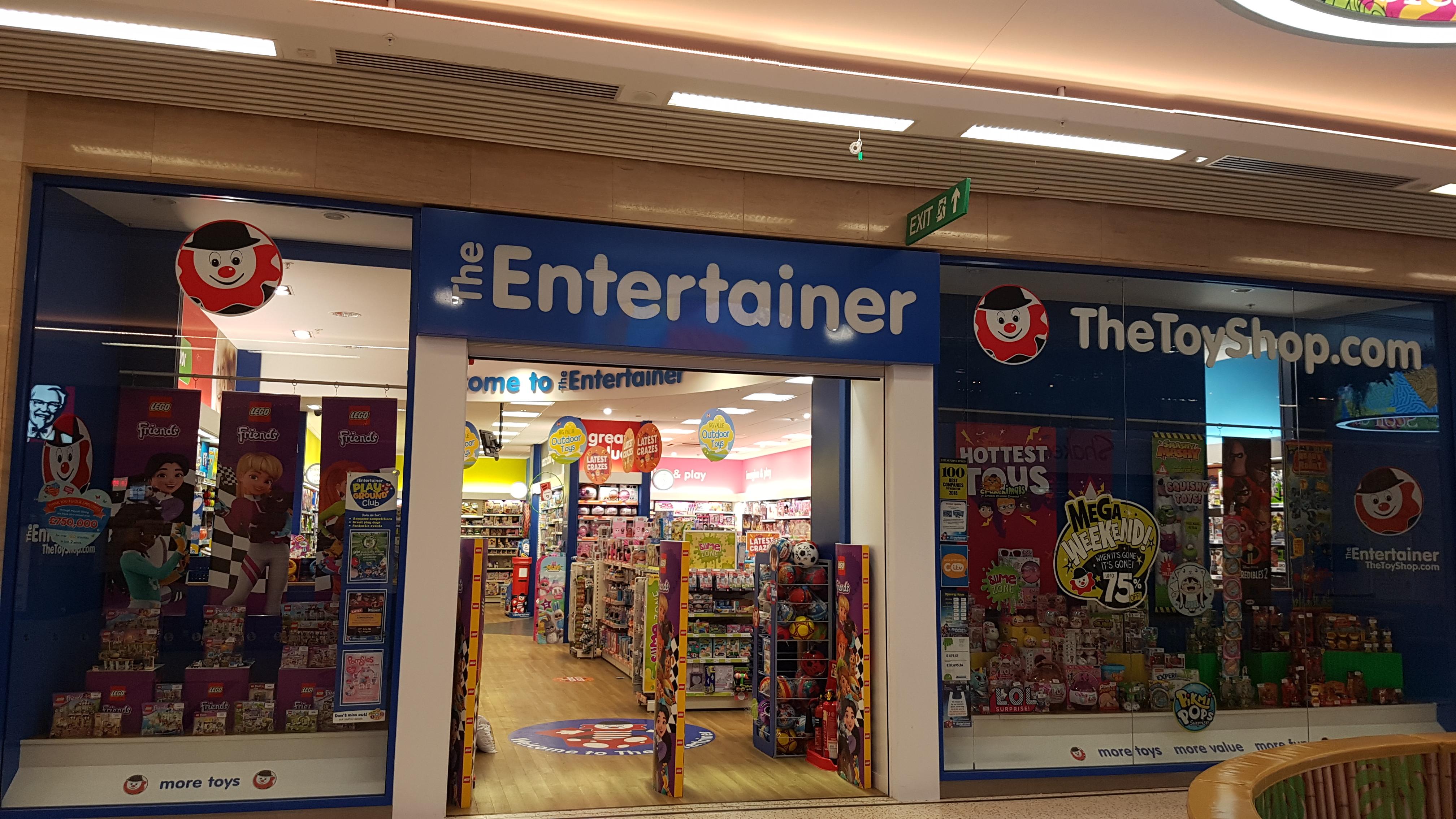 Luton The Toyshop Site