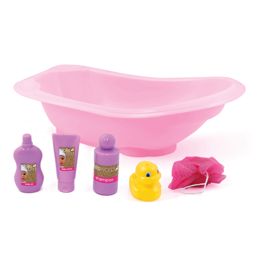 Dolls World - Bath Set