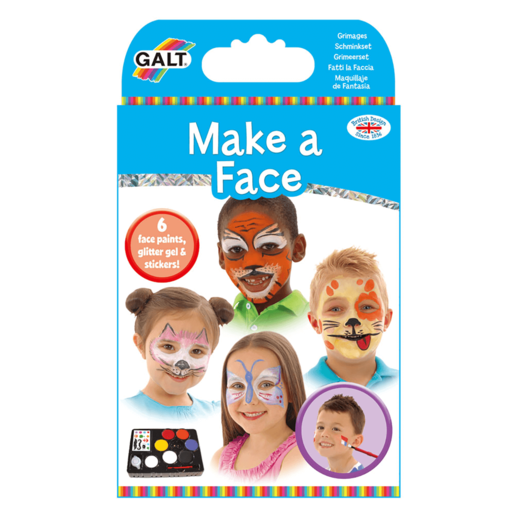 Galt Make A Face Paint