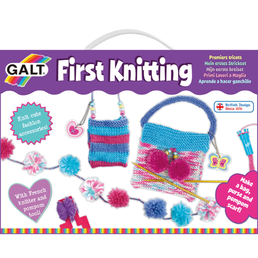 Galt First Knitting