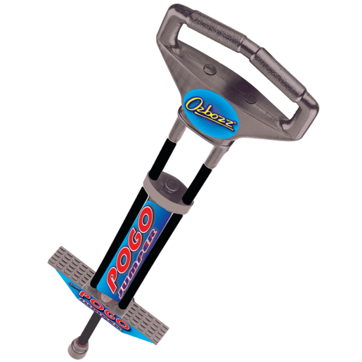 Pogo Stick - Black/Silver