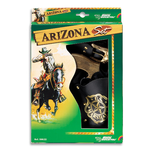 Arizona Cap Gun Set