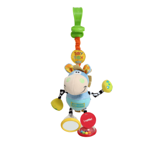 Playgro - Play & Grow Dingly Dangly Clip Clop Horse