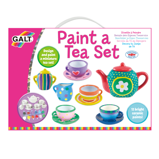Galt - Paint a Tea Set