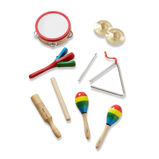 Melissa & Doug - Band in a Box from TheToyShop