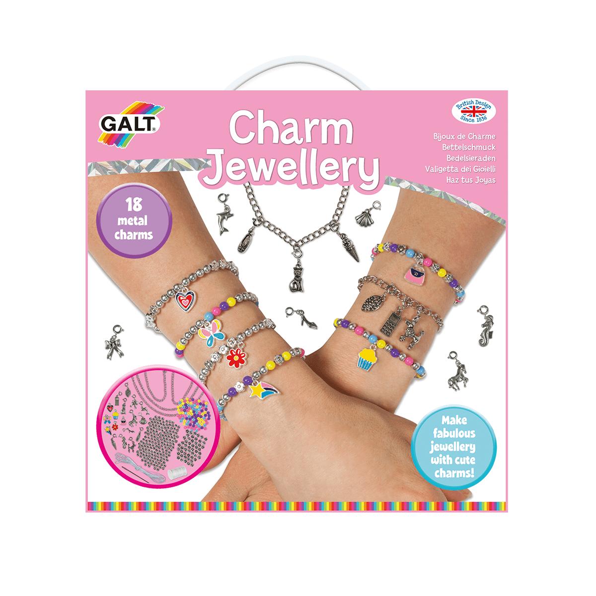Galt Toys Charm Bracelets Girls Gift Age 8+