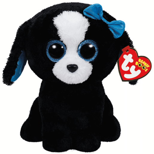 Ty Beanie Boo Buddy - Tracey the Dog Soft Toy fce5d364089a