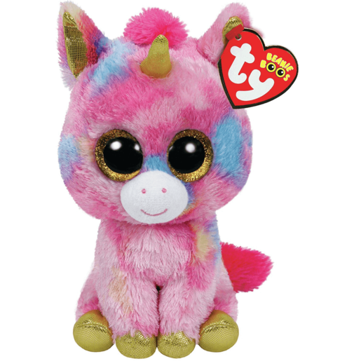 Ty Beanie Boo Buddy 24cm Soft Toy - Fantasia The Unicorn 69f458678f4d