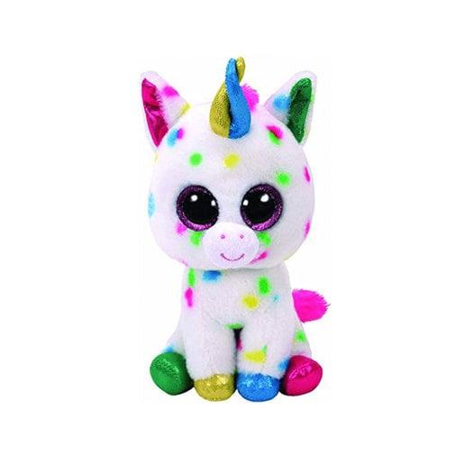 Ty Beanie Boo Buddy 24cm Soft Toy - Harmonie Unicorn