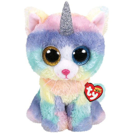 Ty Beanie Boo Buddy - Heather