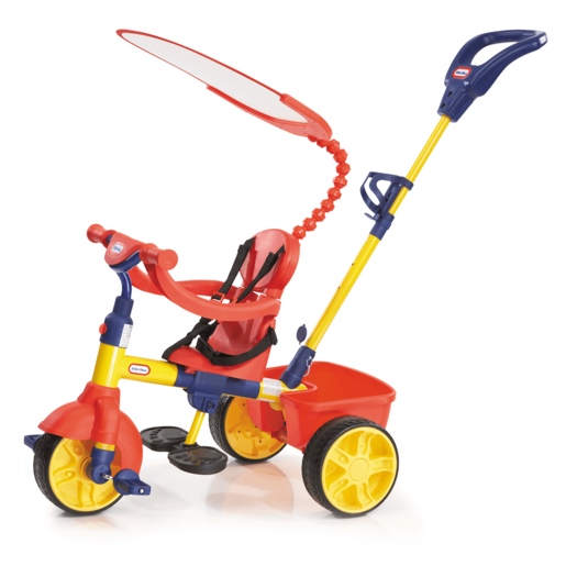 Little Tikes 4-in-1 Primary Colours Trike