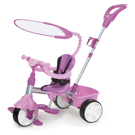 Little Tikes 4-in-1 Purple Trike