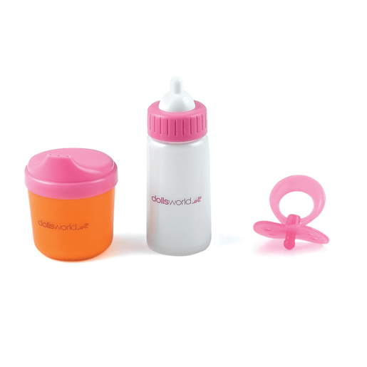 Dolls World - Magic Bottles & Dummy Set