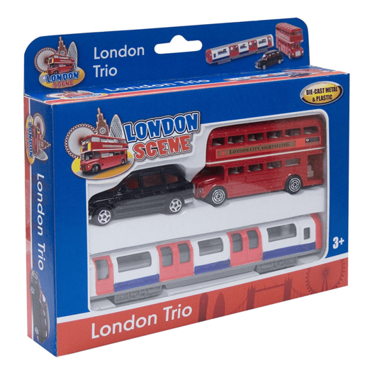 London Trio Transport Vehicles