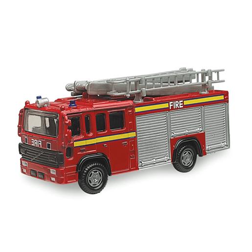 London Fire Engine Vehicle