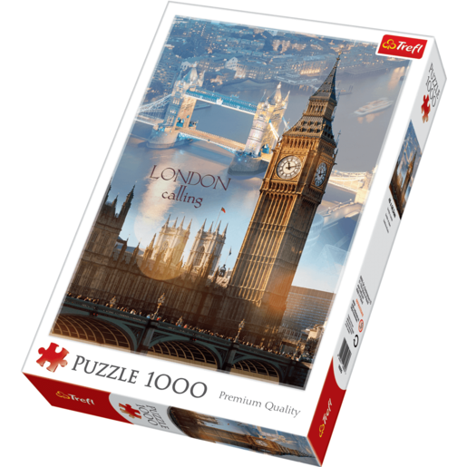 Trefl Big Ben Puzzle - 1000 Pieces