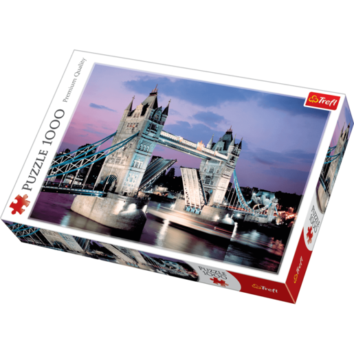 Trefl Tower Bridge Jigsaw Puzzle - 1000 Pieces
