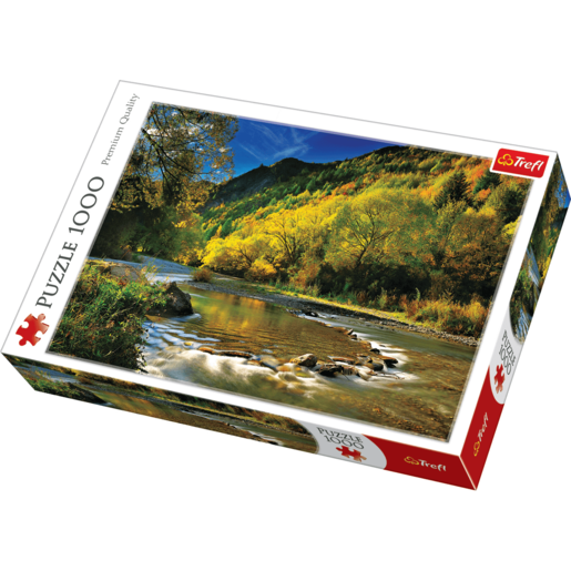 Trefl Mountain View Puzzle-1000 Pieces