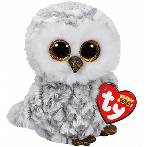 Ty Beanie Boos - Owlette the Owl Soft Toy