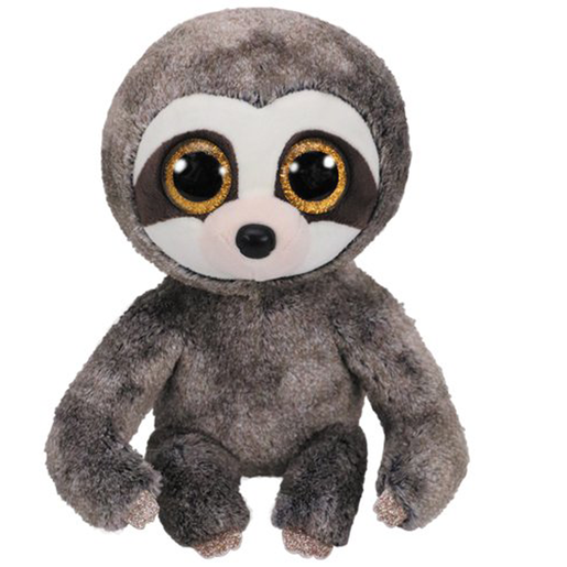 Ty Beanie Boo 15cm Soft Toy - Dangler The Sloth