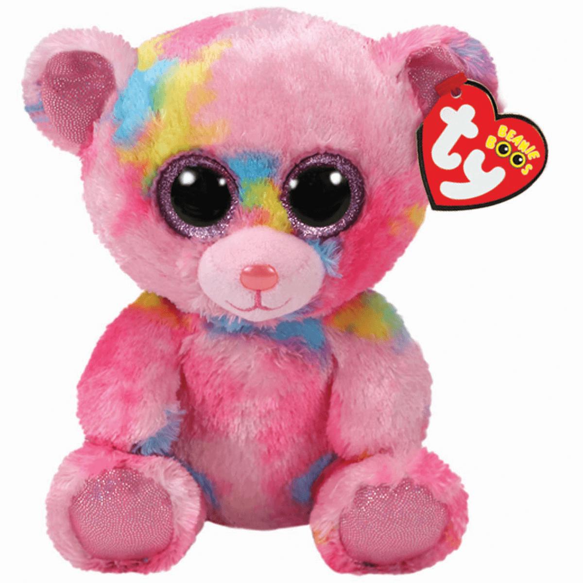 663e6dc1e89 Ty Beanie Boo 15cm Soft Toy - Franky the Bear