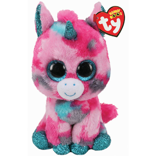 Ty Beanie Boo 15cm Soft Toy - Gumball