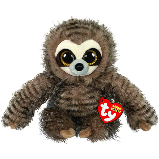 Ty Beanie Boo 15cm Soft Toy - Sully The Sloth