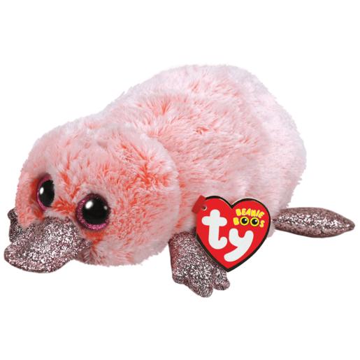 Ty Beanie Boo 15cm Soft Toy - Wilma Platypus