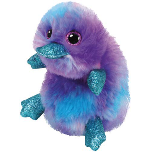 Ty Beanie Boo 15cm Soft Toy - Zappy The Platypus