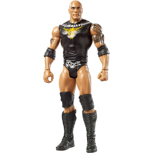 WWE Superstar 'The Rock' Action Figure