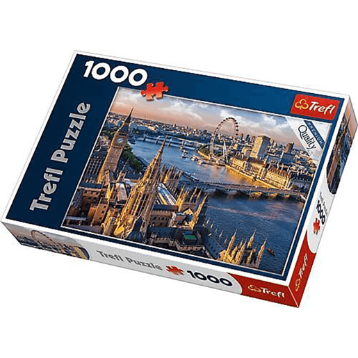 London Jigsaw Puzzle - 1000 Pieces