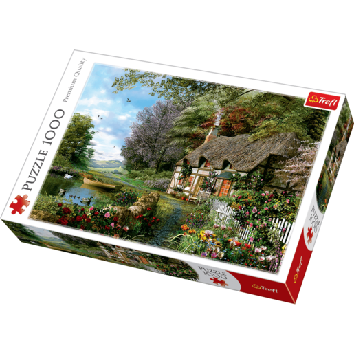 Charming Nook Jigsaw Puzzle - 1000 Pieces