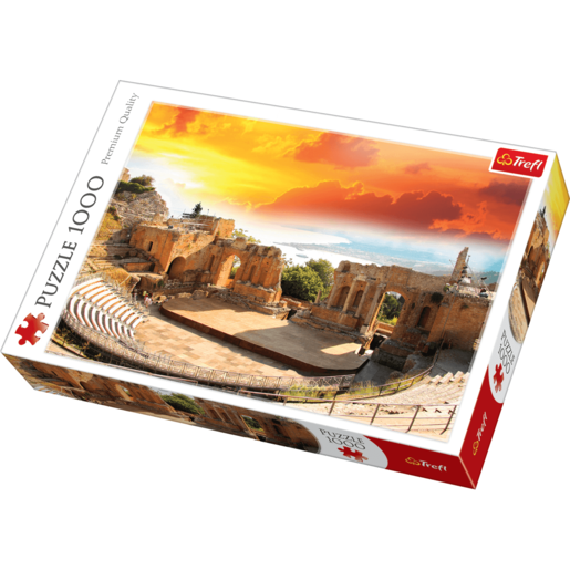 Sicily View Jigsaw Puzzle - 1000 Pieces