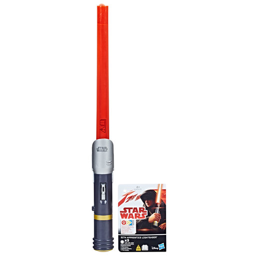 Star Wars Lightsaber - Sith Apprentice