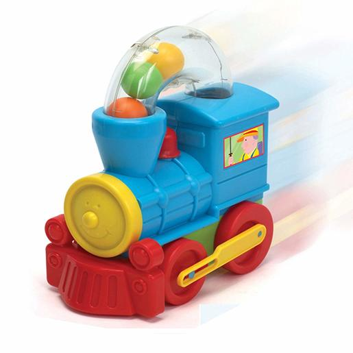 Fun Time Ball Blowing Loco from TheToyShop
