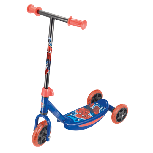 Ultimate Spider-Man 3 Wheeled Scooter (Damaged box)
