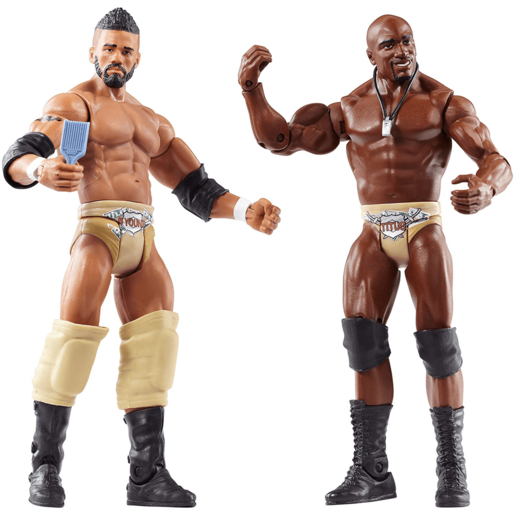 WWE Battle 2-Pack Figures - Darren Young and Titus O'Neill