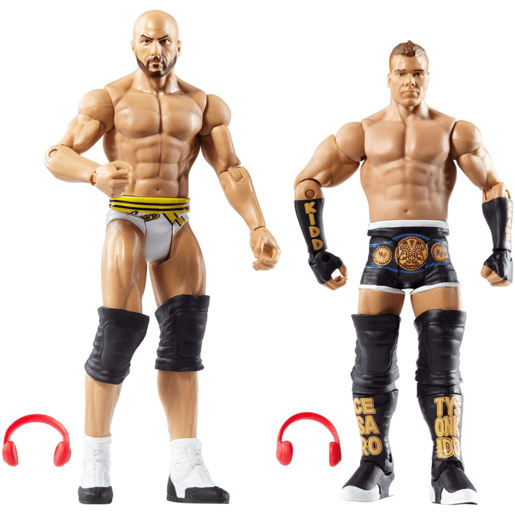 WWE Battle 2-Pack Figures - Tyson Kidd and Cesaro