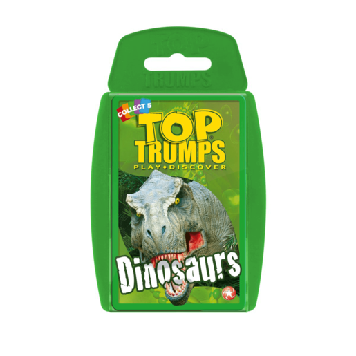 Top Trumps - Dinosaurs Card Game